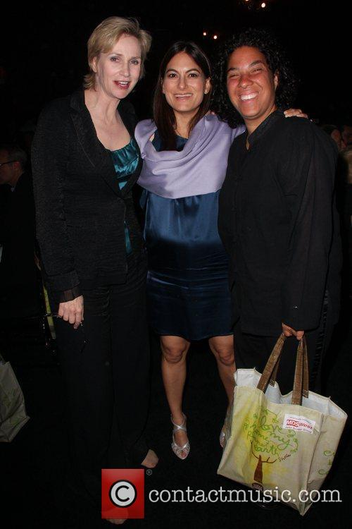 Jane Lynch, Kathy Greenberg, Angela Robinson 20th Annual...