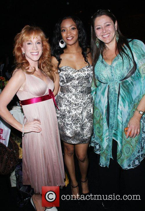 Kathy Griffin, Camryn Manheim, Guest 20th Annual GLAAD...