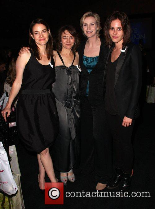 Leisha Hailey, Ilene Chaiken, Jane Lynch, Katherine Moennig...
