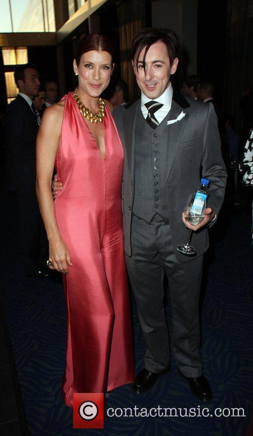 Kate Walsh and Alan Cumming The 20th Annual...