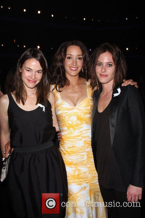Katherine Moennig and Jennifer Beals 4