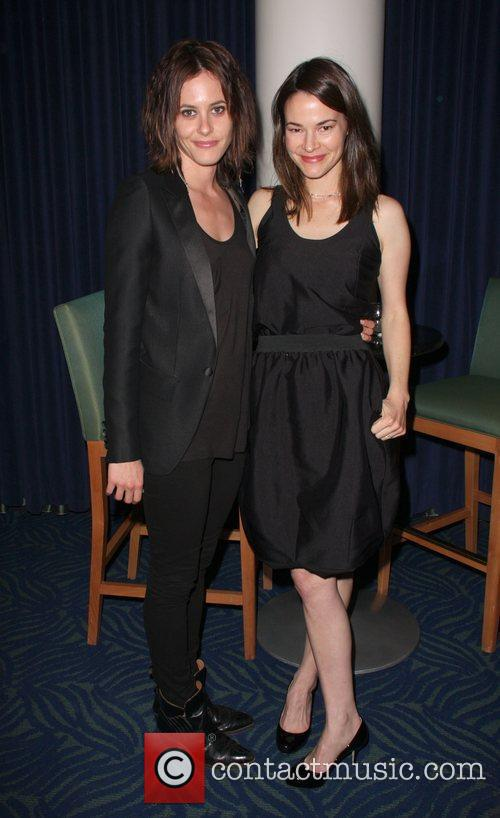 Katherine Moennig and Leisha Hailey The 20th Annual...