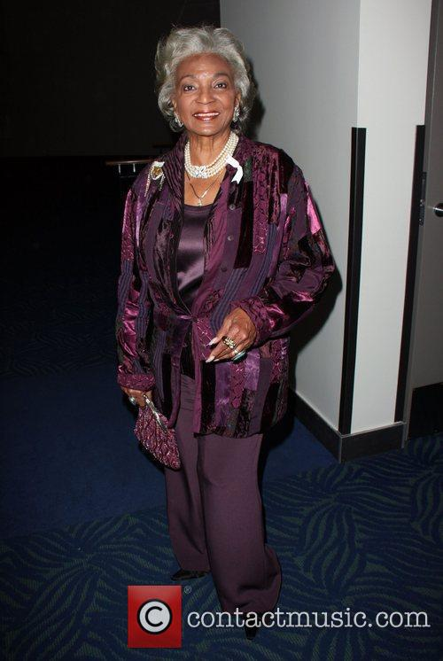 Nichelle Nichols The 20th Annual GLAAD Media Awards...