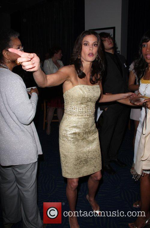 Teri Hatcher The 20th Annual GLAAD Media Awards...