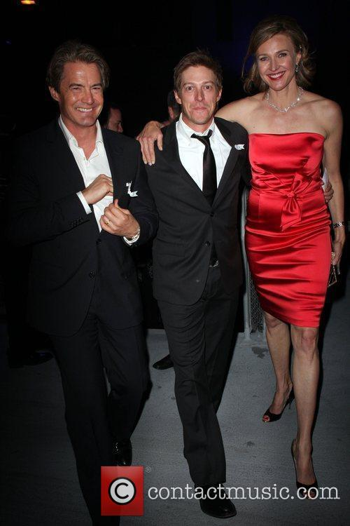 Kyle MacLachlan, Kevin Rah and Brenda Strong The...