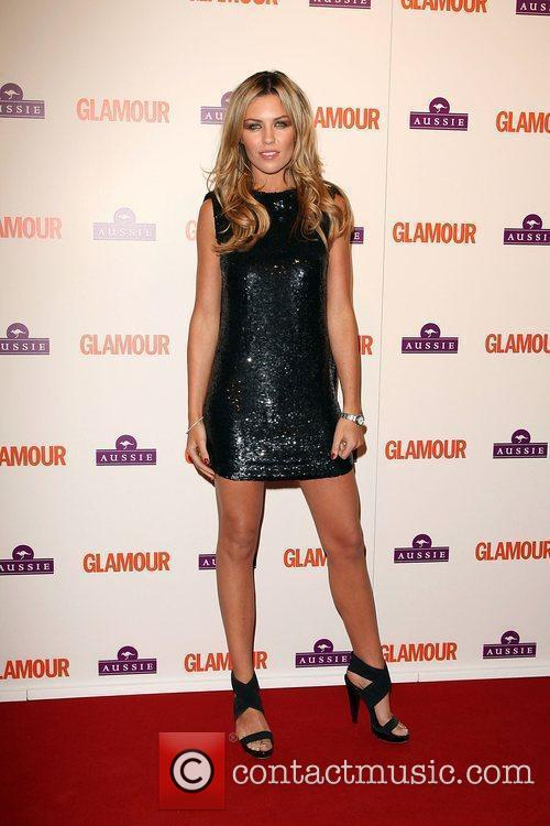 Abigail Clancy The Glamour Awards 2009 held at...