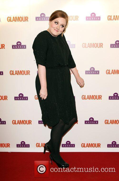 Adele The Glamour Awards 2009 held at Berkeley...