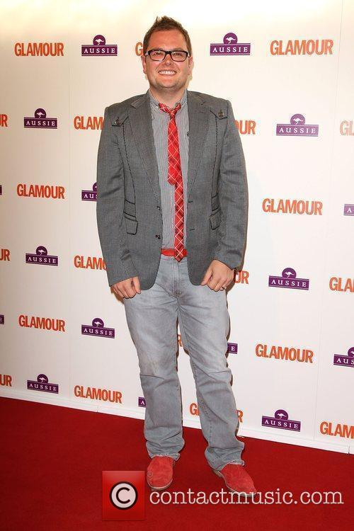 Alan Carr The Glamour Awards 2009 held at...