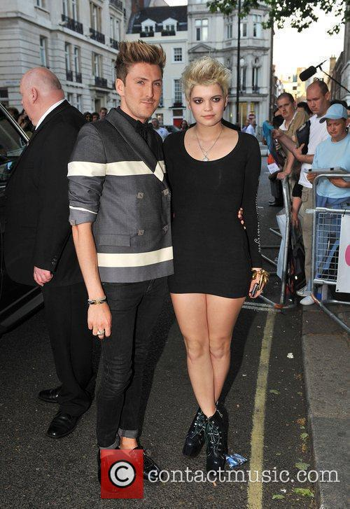 Pixie Geldof and Henry Holland 6