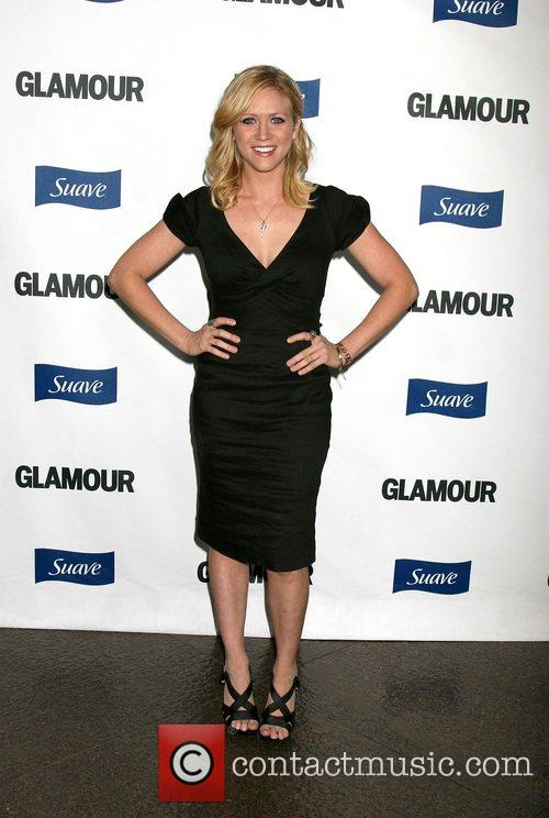 Brittany Snow The 'Glamour Reel Moments' Premiere held...