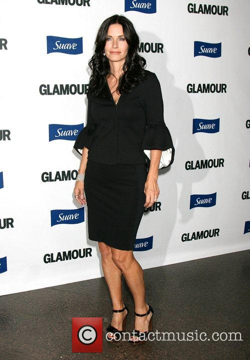 Courteney Cox Arquette The 'Glamour Reel Moments' Premiere...