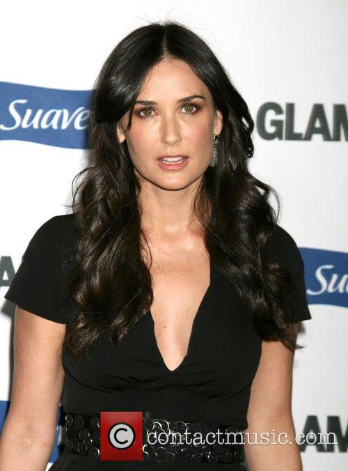Demi Moore The 'Glamour Reel Moments' Premiere held...