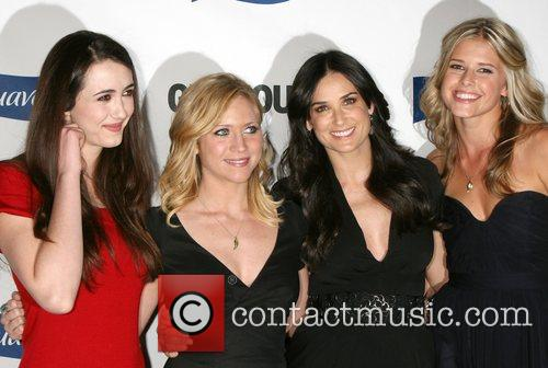 Madeline Zima, Brittany Snow, Demi Moore and Sarah...