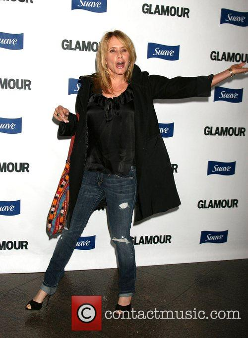 Rosanna Arquette The 'Glamour Reel Moments' Premiere held...