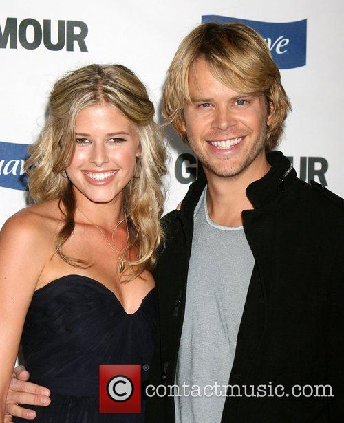 Sarah Wright and Eric Christian Olsen The 'Glamour...