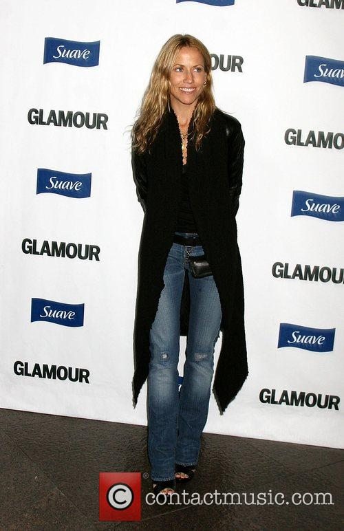 Sheryl Crow The 'Glamour Reel Moments' Premiere held...