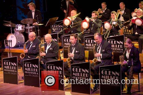Glenn Miller Orchestra directed by Wil Salden performing...