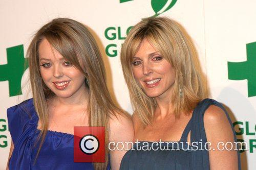 Marla Maples and Guest Global Green USA's 6th...