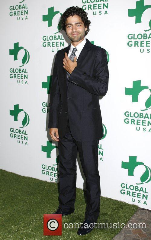 Adrian Greneir Global Green USA 13th Annual Millennium...