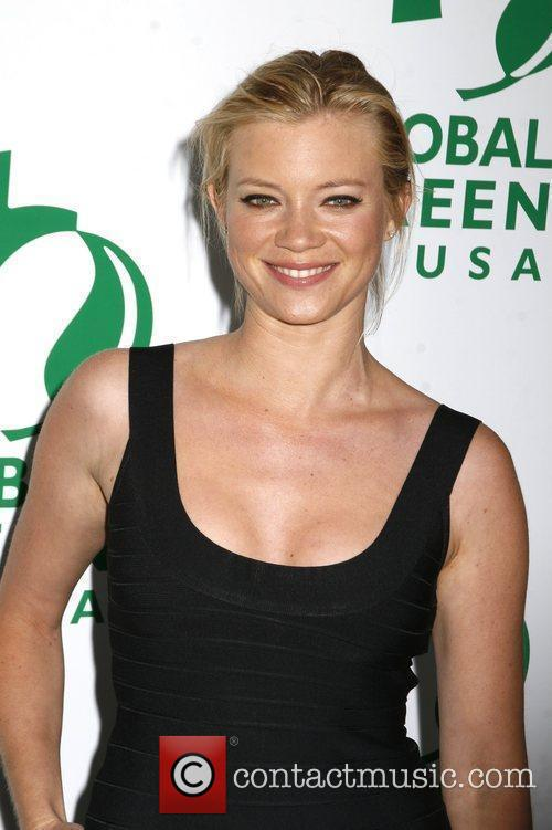 Amy Smart Global Green USA 13th Annual Millennium...