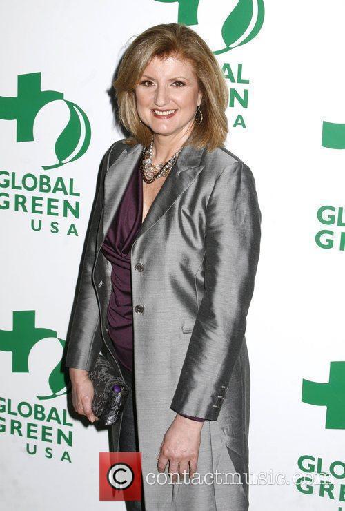 Arianna Huffington Global Green USA 13th Annual Millennium...