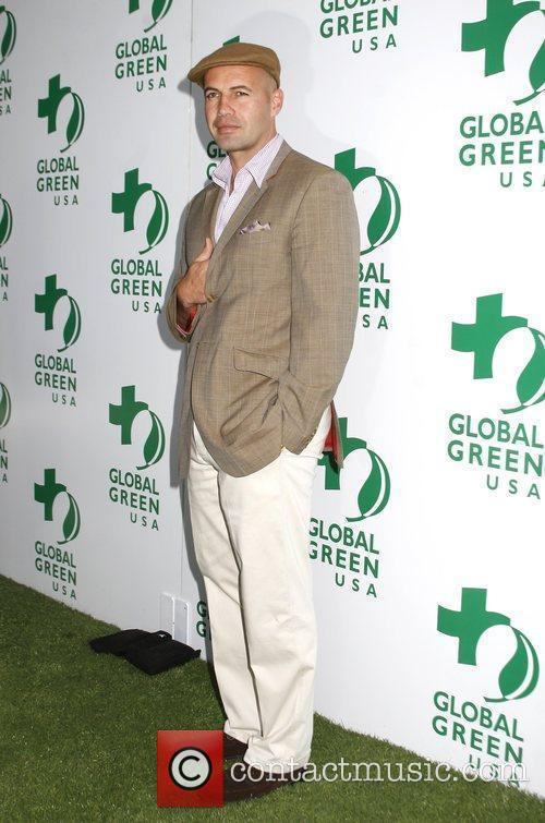 Billy Zane Global Green USA 13th Annual Millennium...