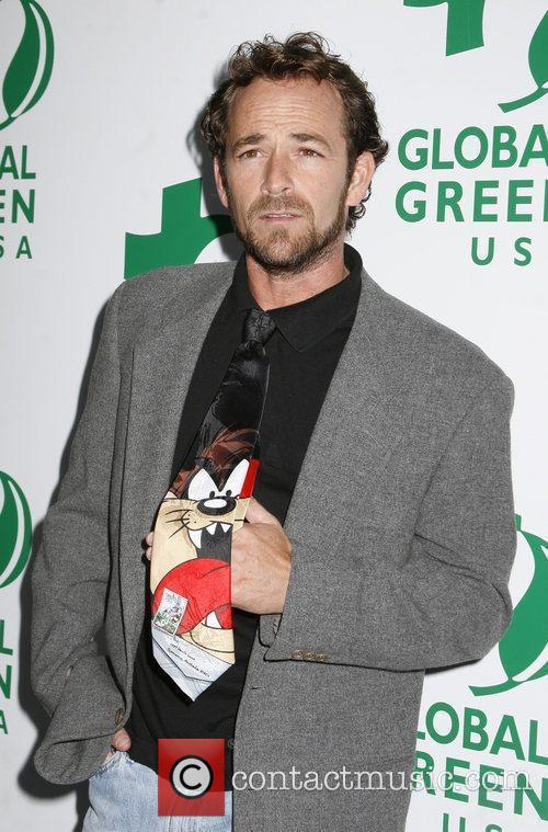 Luke Perry Global Green USA 13th Annual Millennium...