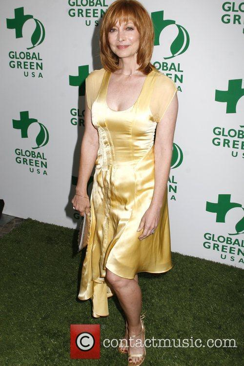 Sharon Lawrence Global Green USA 13th Annual Millennium...