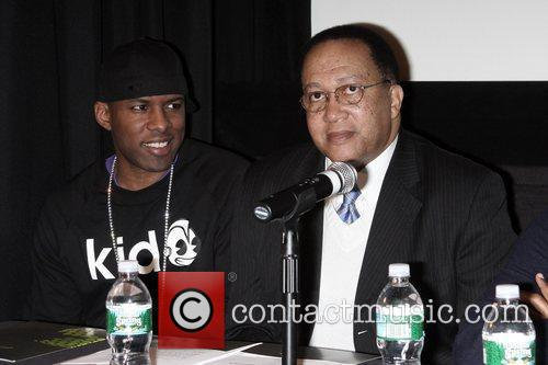 Dj Whoo Kid and Russell Simmons 1