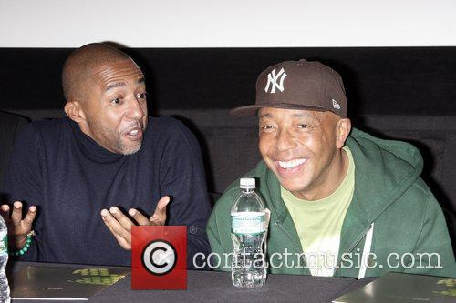 Kevin Liles and Russell Simmons 5