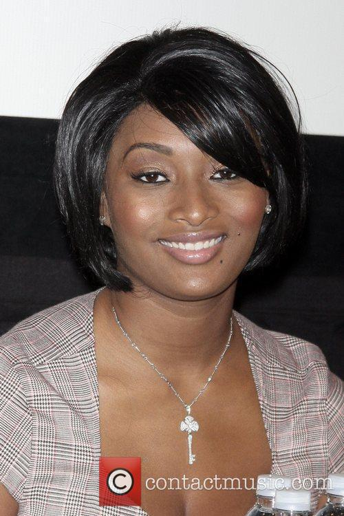 Toccara Jones, Russell Simmons, Bryant Park