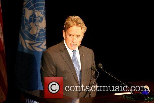2008 Global Leadership Awards Gala held at The...