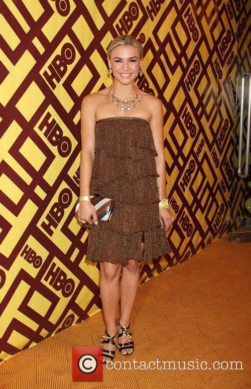 Samaire Armstrong and Hbo 1