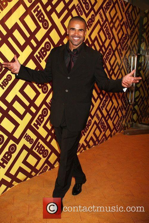 Shemar Moore, HBO, Beverly Hilton Hotel
