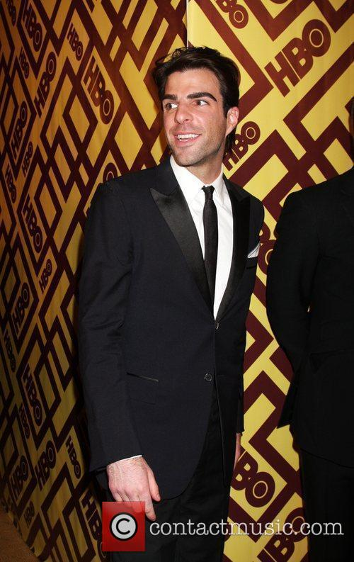 Zachary Quinto and Hbo 2