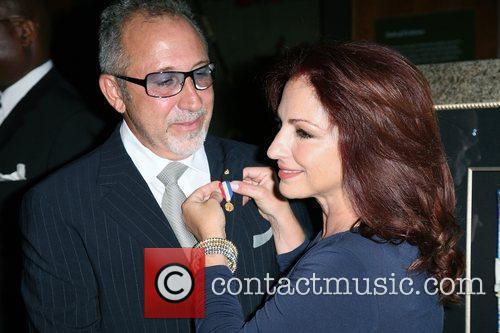 Gloria Estefan and Emilio Estefan  23rd Annual...