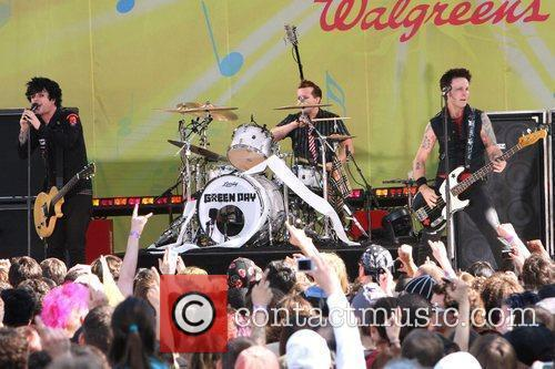 Green Day, Central Park