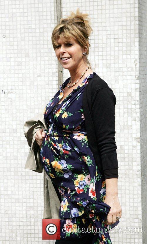 Kate Garraway Leaving Gmtv Studios 6