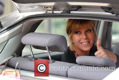 Kate Garraway Leaving Gmtv Studios 5
