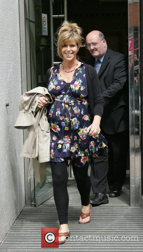 Kate Garraway Leaving Gmtv Studios 8