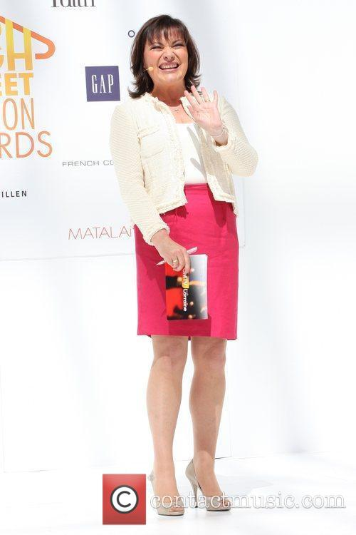 GMTV's High Street Fashion Awards held in the...
