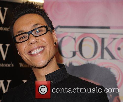 Gok Wan  signs his new book 'How...
