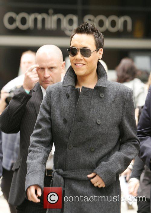 Gok Wan host the Leeds shopping week at...