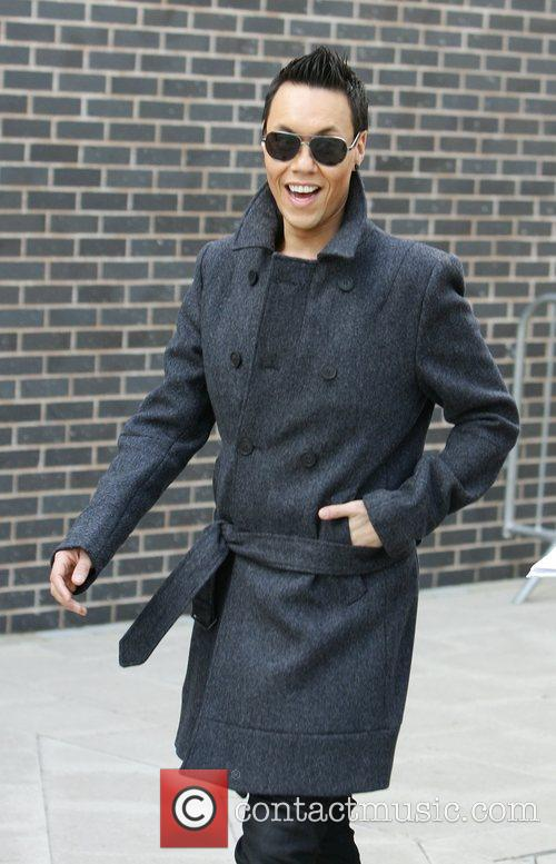 Gok Wan Host The Leeds Shopping Week At Clarence Dock 2