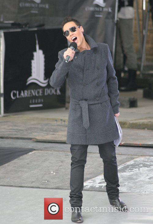 Gok Wan Host The Leeds Shopping Week At Clarence Dock 4