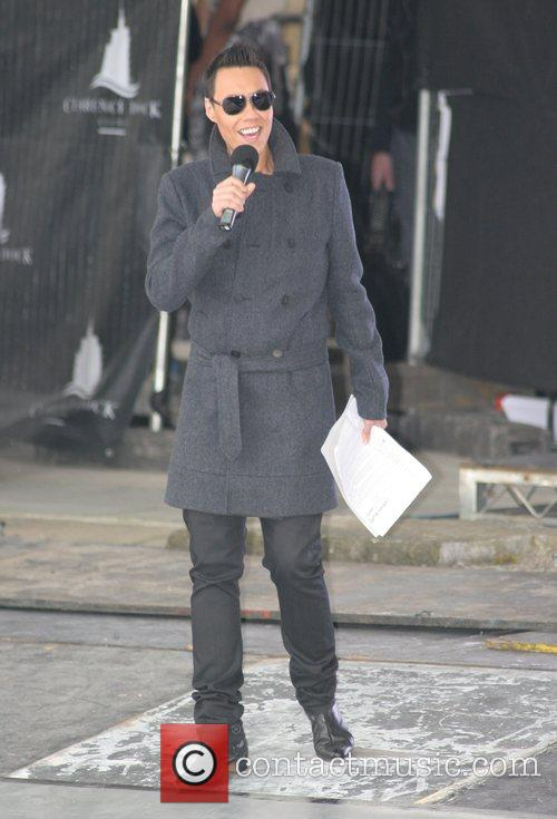 Gok Wan Host The Leeds Shopping Week At Clarence Dock 8