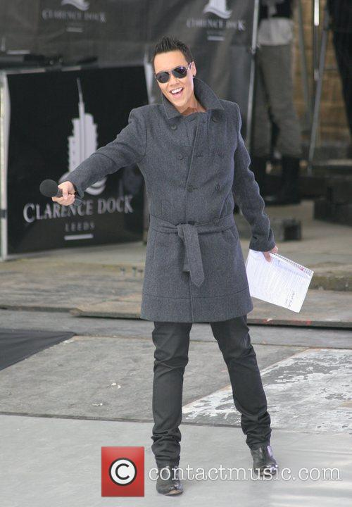 Gok Wan Host The Leeds Shopping Week At Clarence Dock 9