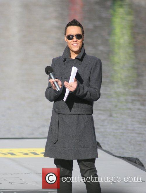 Gok Wan Host The Leeds Shopping Week At Clarence Dock 5