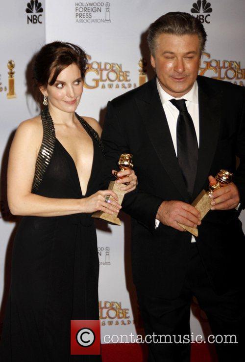 Tina Fey and Alec Baldwin 1