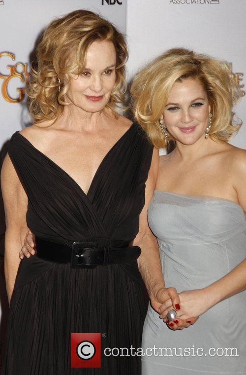 Jessica Lange and Drew Barrymore 2
